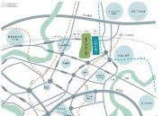 公园大道交通图