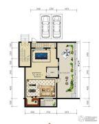 枫丹丽舍0室0厅0卫164平方米户型图