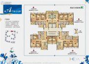 奥园合创新城113--140平方米户型图