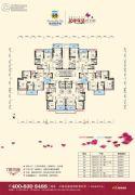 锦绣海湾城38--89平方米户型图
