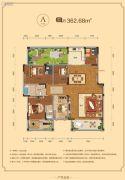 檀溪谷5室2厅3卫324--362平方米户型图