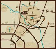 观承别墅交通图