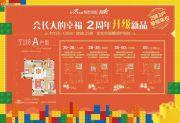 碧桂园城市花园(广州)3室2厅2卫125--128平方米户型图