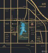 御景东方交通图
