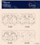 碧桂园凤凰城5室2厅0卫227平方米户型图