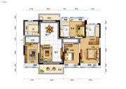 碧桂园太东天樾湾4室2厅2卫140平方米户型图