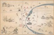 菩禧龙城交通图