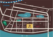 鼎盛华城交通图
