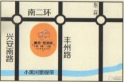 鹏欣金游城交通图