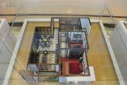 西站瑞都2室2厅1卫80--82平方米户型图