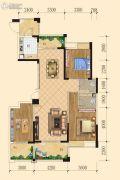 中正 桂花庄园3室2厅2卫138平方米户型图