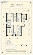 阳光揽胜3室2厅2卫139平方米户型图
