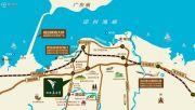 碧桂园美浪湾交通图