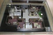 汇豪天下4室2厅2卫154平方米户型图