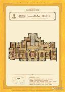 平阳滨江壹号6室5厅4卫333平方米户型图