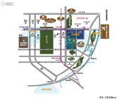 泽科左岸长郡规划图