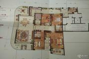 美好上郡 高层5室2厅4卫305平方米户型图