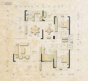 君和园3室2厅3卫218--221平方米户型图
