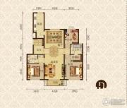 首创・象墅0室0厅0卫0平方米户型图
