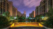 光明・湖海城市花园实景图