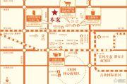 宁兴上尚湾交通图