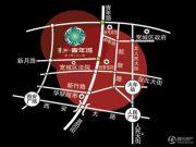 东田青年城交通图