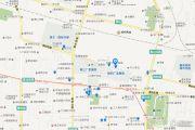 盛润锦绣城小公馆交通图