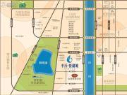 丰沃悦湖城规划图