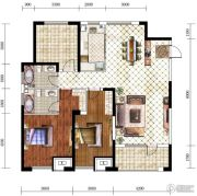佳兆业水岸华府0室0厅0卫139平方米户型图