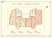 太原恒大江湾111--126平方米户型图