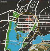 四通八达国际广场交通图