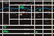 桂湖名城交通图