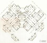 中海誉城0室0厅0卫0平方米户型图