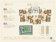 阳江恒大帝景0平方米户型图