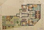凯旋花园117--118平方米户型图