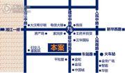 长城国际商业广场交通图