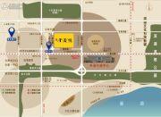 滨湖金茂悦交通图