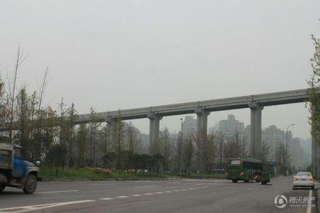 中渝山顶道国宾城