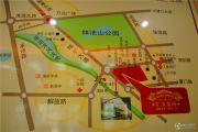 汇金豪庭规划图