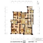 合生・霄云路8号5室3厅5卫520平方米户型图