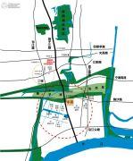蓝爵庄园规划图