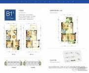 金帝・中洲滨海城3室2厅2卫0平方米户型图