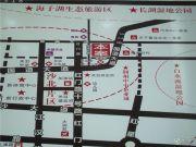 中环城市花园交通图