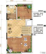 香栀花园0平方米户型图