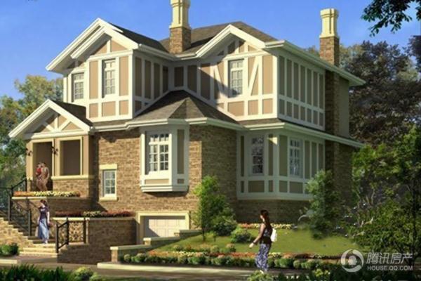 首创·澜茵山房源在售,最低900万元/套