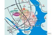 远洋繁花里交通图