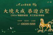 益阳碧桂园三期锦岸配套图