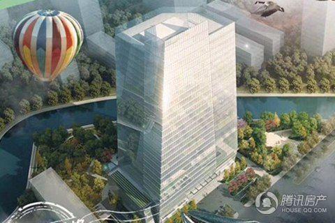 绿谷未来城效果图