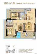 泰禾明�N厦门湾3室2厅2卫0平方米户型图