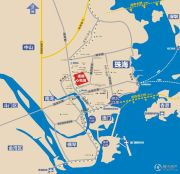 中铁・诺德心悦湾规划图